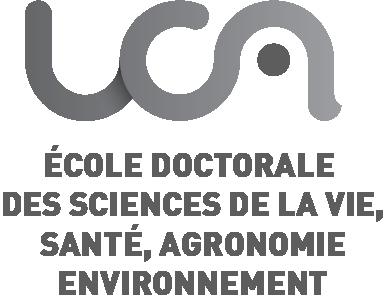 logo-École Doctorale des Sciences de la Vie, Santé, Agronomie, Environnement